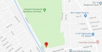 Eskişehir Büyükşehir Belediyesi  Esentepe Mezarlığı